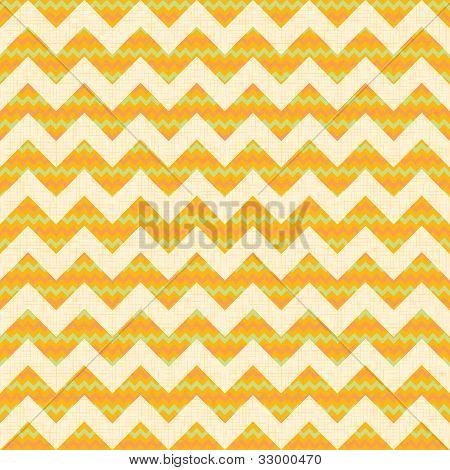 Seamless yellow chevron pattern.