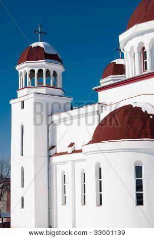 Church In Brasov, Romania