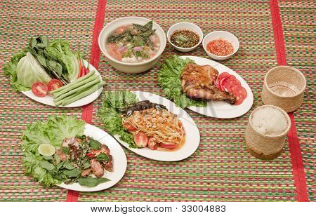 Northeast Thai Food
