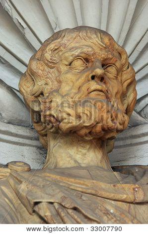 Socrates - Baroque Statue
