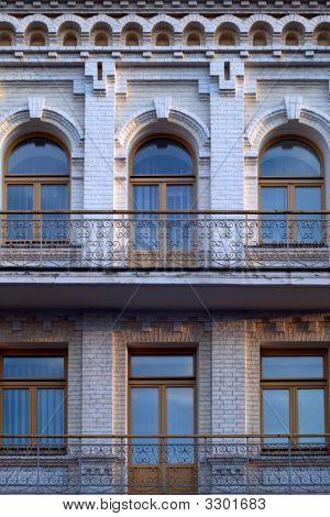 Historical Building In Kiev