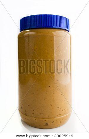 Tall Jar Of Peanut Butter