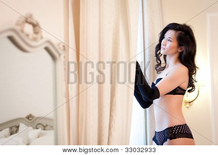 Boudoir Portraiture