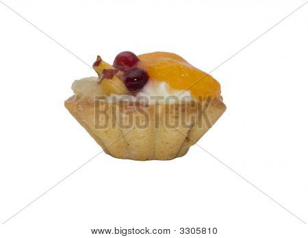 Cake With Orange