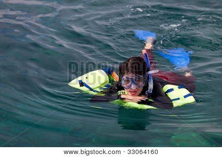 Snorkeling in the Tropics