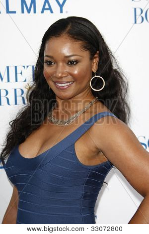 LOS ANGELES - MAY 3: Tamala Jones at the world premiere of 'Something Borrowed' at the Grauman's Chinese Theater in Los Angeles, California on May 3, 2011