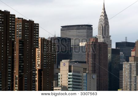 High Rises In New York