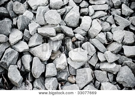Gray Pebbles