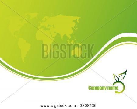 Ecology Business Template
