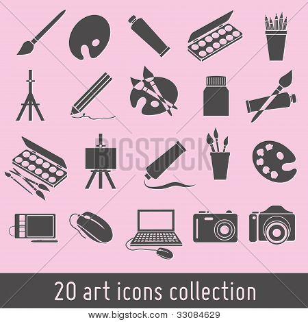 Art Icons
