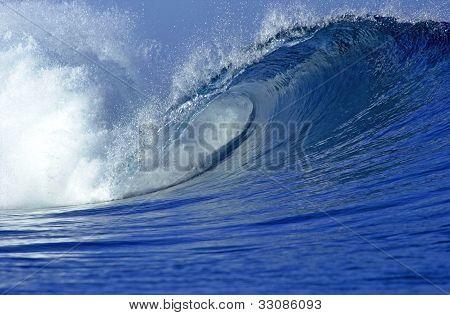 Barril de oceano