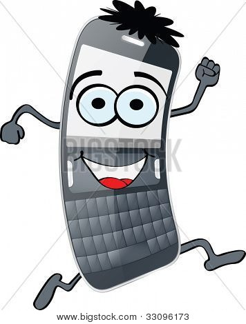 funny smartphone