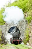 picture of former yugoslavia  - steam locomotive  - JPG