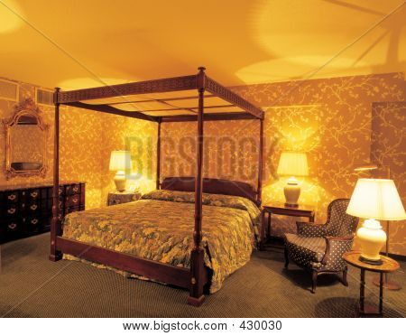 Hotel Room Inner