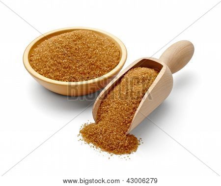 Brown Sugar Sweet Ingredient Food