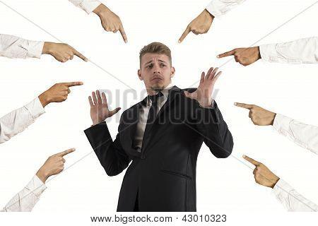 Accused Businessman