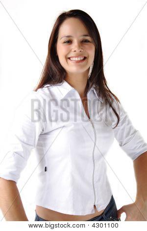 Business Beautiful Girl