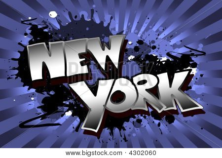 Nueva York Grunge