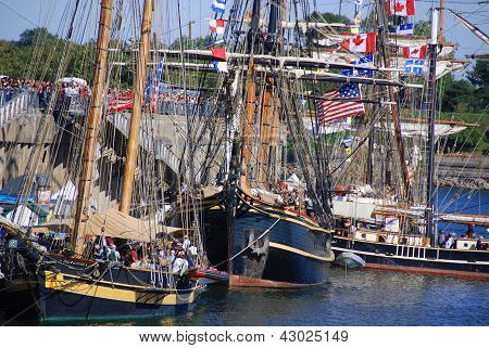 Montreal klassisches Boot festival