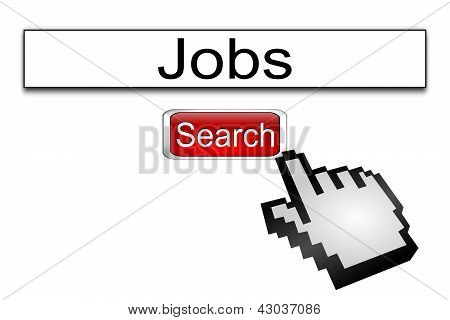 Internet web search engine jobs