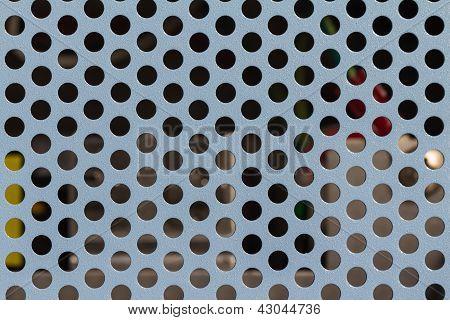 Metallic Case Texture
