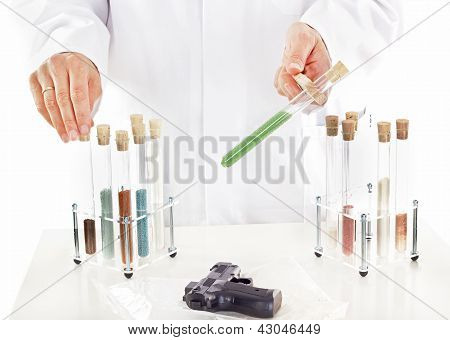 Pharmaceutical Laboratory