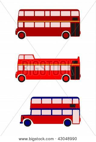 Autobús de Londres.