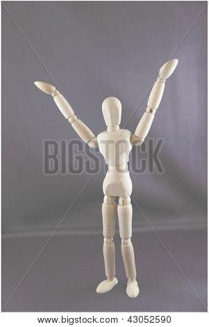 a dummy