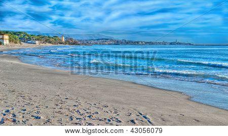 Hdr Seashore