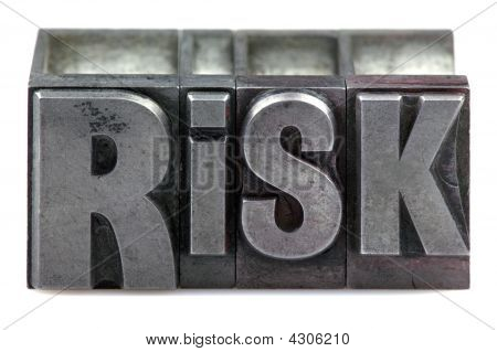 Buchdruck-Risiko
