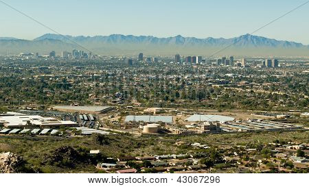 Downtown Phoenix Arizona