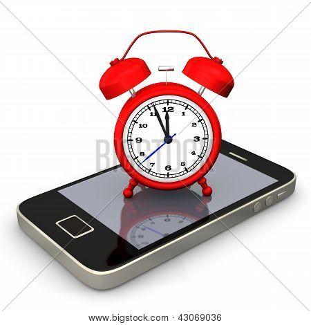 Alarmer Smartphone