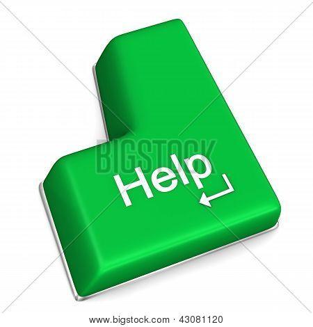 Help Enter Key