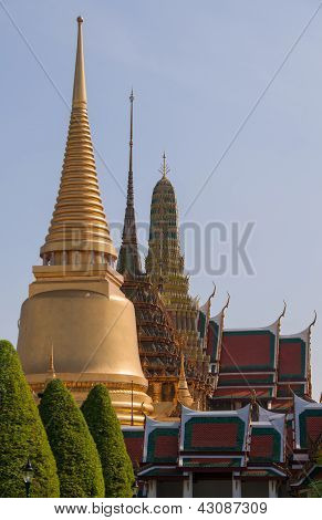 Wat Phra Kaeo 1