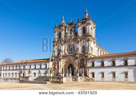 Mosteiro De Santa Maria, Alcobaca, Portugal