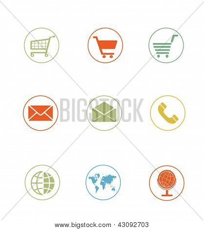 Icon Sets Professionally Designed - Ecommerce - Part 3