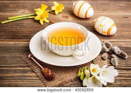 Ostern-Zusammensetzung