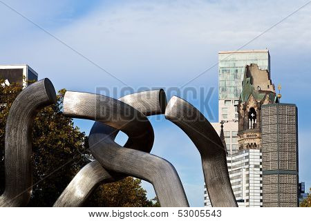 Kaiser Wilhelm Memorial Church, Sculpture Berlin