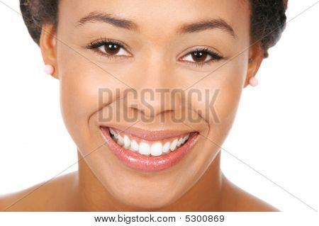 Mujer de belleza