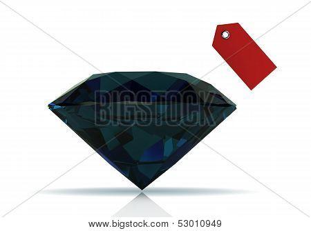 Alexandrite (high Resolution 3D Image)
