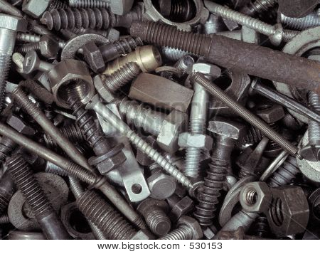 Nuts, Bolts And Fasteners