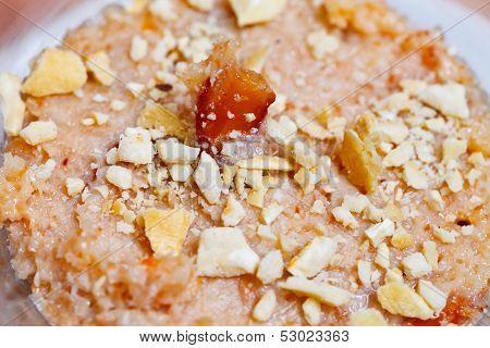 Oriental Desert - Coconut Halwa