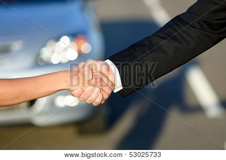 Car Sales Concept