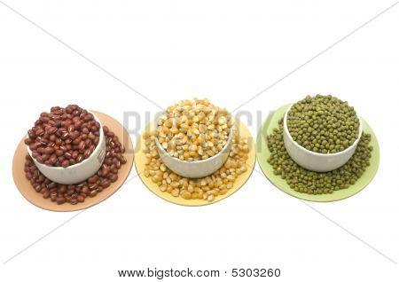 Tri-color Beans