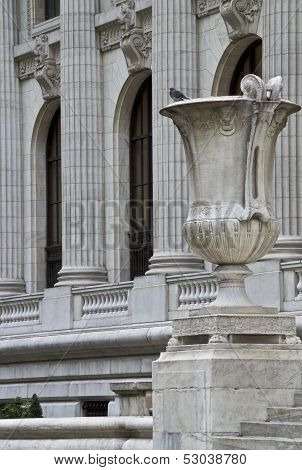 Columns And Cup