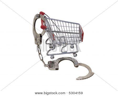 Locked Into Shopping