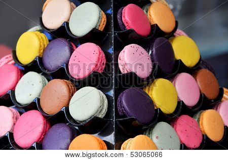 Macarones On Rack