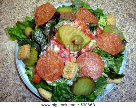 I Love Salad