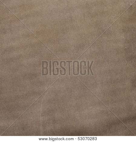 Brown Chamois Texture