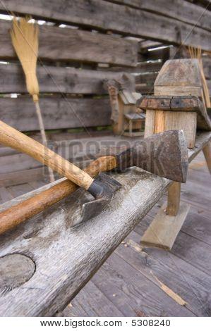 Log de ferramentas